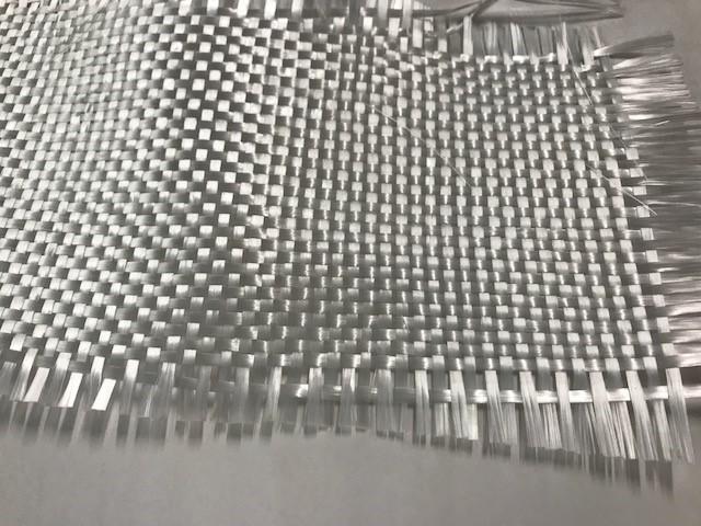 Glasmat polyester rovin gevlochten